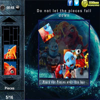Escape From Planet Earth Tiles Builder