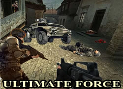 Ultimate force 01 cpm