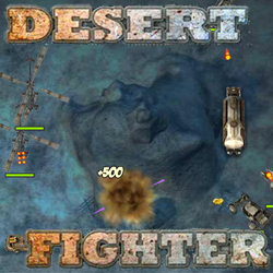 Desert fighter